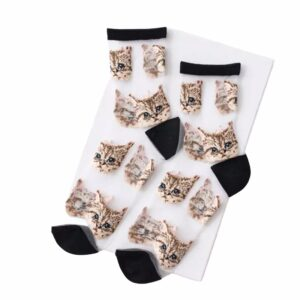 Sexy cat sokken