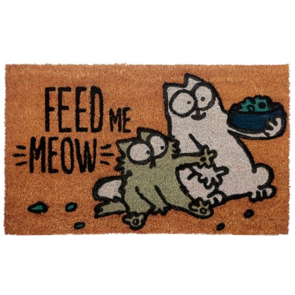 Feed me Meow